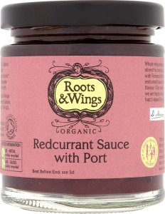 Redcurrant Sauce with Port